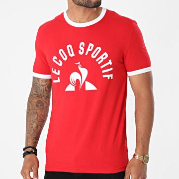Le Coq Sportif - Tee Shirt Essential N3 2110617 Rouge