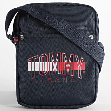 Tommy Jeans - Sacoche Campus Graphic 7507 Bleu Marine