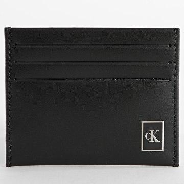 Calvin Klein - Porte-cartes Cardcase 6cc 6963 Noir
