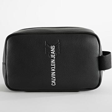 Calvin Klein - Trousse De Toilette Washbag 6962 Noir