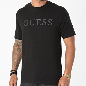 Guess - Tee Shirt U1YA00-JR06K Noir