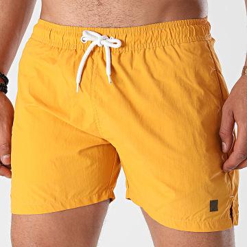 Solid - Short De Bain Hart 21104895 Jaune Moutarde