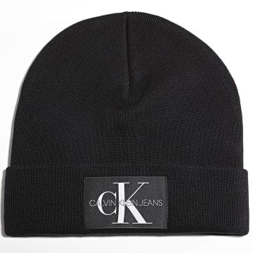 Calvin Klein - Bonnet Monogram 8272 Noir