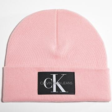 Calvin Klein - Bonnet Monogram 8272 Rose