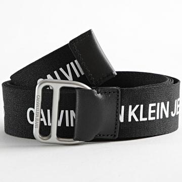 Calvin Klein - Ceinture Slider Webbing Belt 7064 Noir