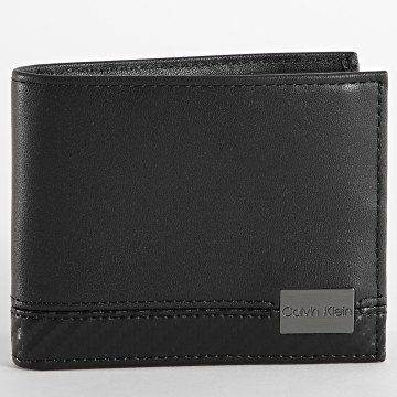 Calvin Klein - Portefeuille Bifold 6cc 6403 Noir