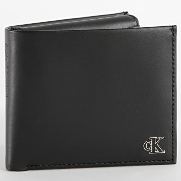 Calvin Klein - Portefeuille Bifold Extra 6805 Noir