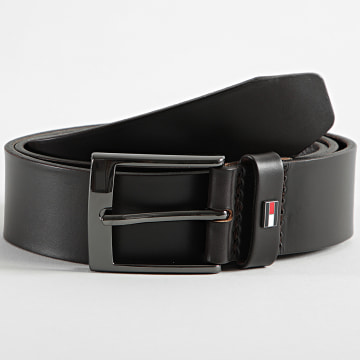 Tommy Hilfiger - Ceinture Adan Leather 7647 Noir