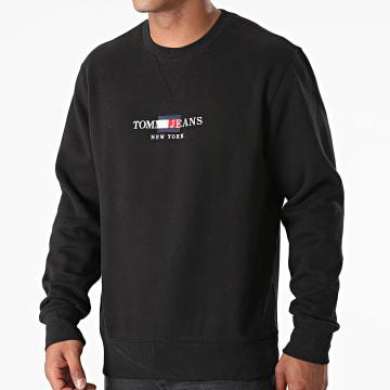 Tommy Jeans - Sweat Crewneck TJM Timeless 0912 Noir