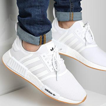 Adidas Originals - Baskets NMD R1 Primeblue GZ9260 Cloud White Gum 2