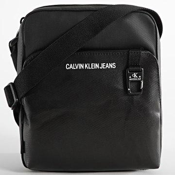 Calvin Klein - Sacoche Micro Reporter 6956 Noir