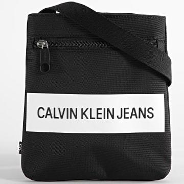 Calvin Klein - Sacoche Micro Flatpack Institutional 6942 Noir
