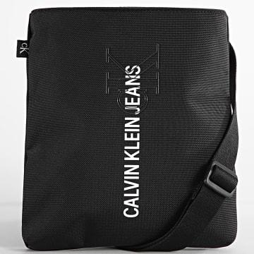 Calvin Klein - Sacoche Micro Flatpack Outline 6940 Noir