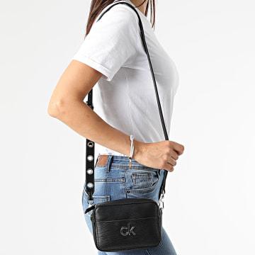 Calvin Klein - Sacoche Femme Camera Bag 8069 Noir