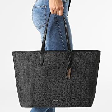 Calvin Klein - Sac A Main Femme Shopper 8077 Noir