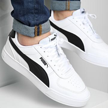 Puma - Baskets Caven 380810 White Black