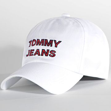 Tommy Jeans - Casquette Graphic 0191 White