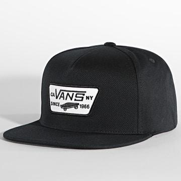 Vans - Casquette Snapback Full Patch Noir