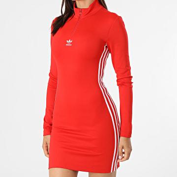 Adidas Originals - Robe Femme H35614 Roug