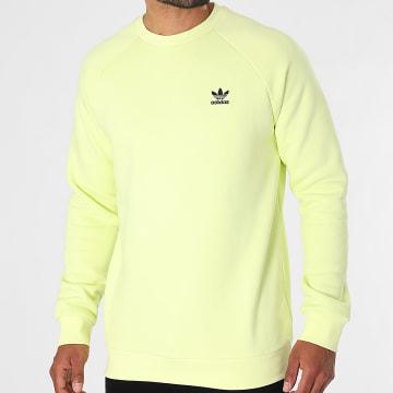 Adidas Originals - Sweat Crewneck Essential H34643 Jaune