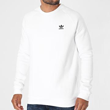 Adidas Originals - Sweat Crewneck Essential H34644 Blanc