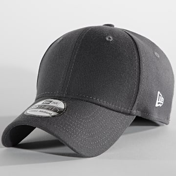 New Era - Casquette Fitted 39Thirty Basic 11086488 Gris Anthracite