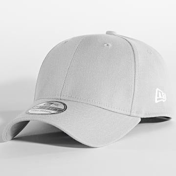 New Era - Casquette Fitted 39Thirty Basic 11179873 Gris