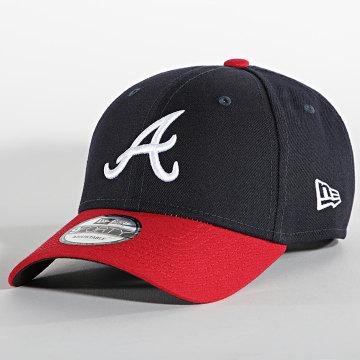 New Era - Casquette 9Forty The League 10047507 Atlanta Braves Bleu Marine