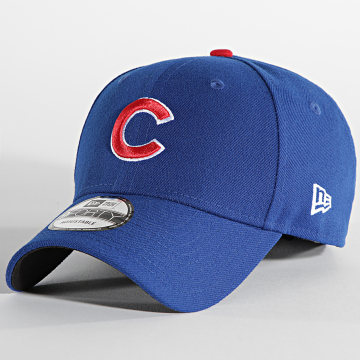 New Era - Casquette 9Forty The League 10982652 Chicago Cubs Bleu Roi
