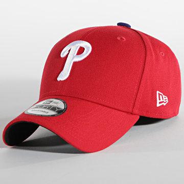 New Era - Casquette 9Forty The League 11997839 Philadelphia Phillies Rouge