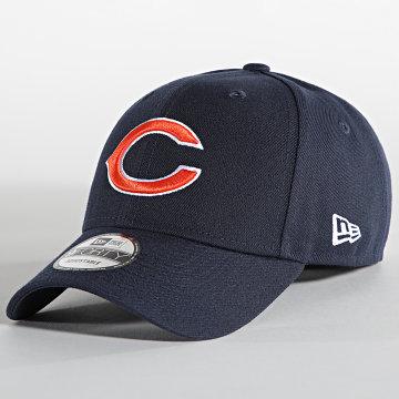 New Era - Casquette 9Forty the League 10517890 Chicago Bears Bleu Marine