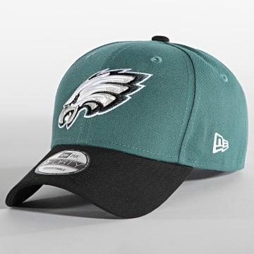New Era - Casquette 9Forty The League 10517872 Philadelphia Eagles Vert