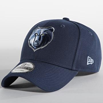 New Era - Casquette 9Forty The League 11828744 Memphis Grizzlies Bleu Marine