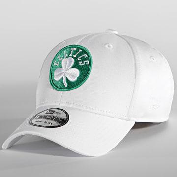 New Era - Casquette 9Forty Shadow Tech 12380823 Boston Celtics Blanc