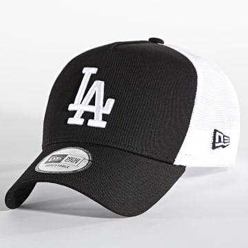 New Era - Casquette Trucker Clean 11405498 Los Angeles Dodgers Noir