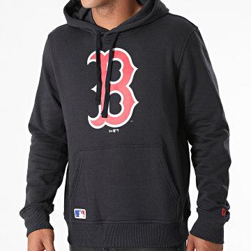New Era - Sweat Capuche Boston Red Sox 11421874 Bleu Marine