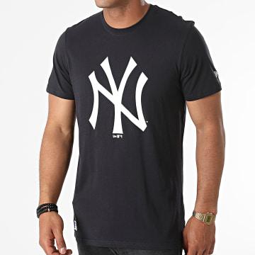New Era - Tee Shirt New York Yankees 11204000 Bleu Marine