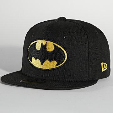 New Era - Casquette Fitted 59Fifty Character Basic 10862338 Batman Noir
