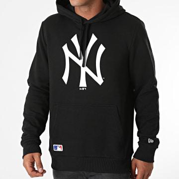 New Era - Sweat Capuche Team Logo New York Yankees 11863701 Noir