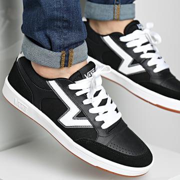 Vans - Baskets Lowland Cc TZYOS7 Staple Black True White