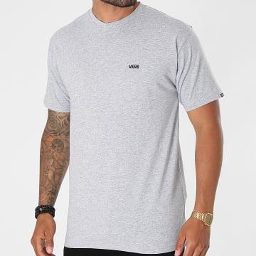 Vans - Tee Shirt Left Chest Logo A3CZE Gris Chiné