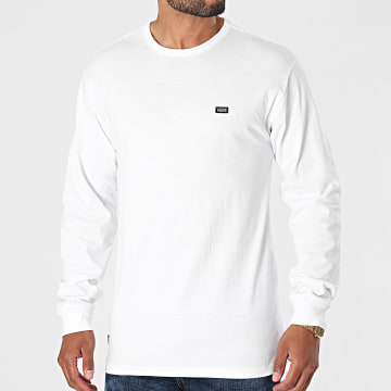 Vans - Tee Shirt Manches Longues Off The Wall A4TUR Blanc