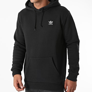 Adidas Originals - Sweat Capuche Essential H34652 Noir