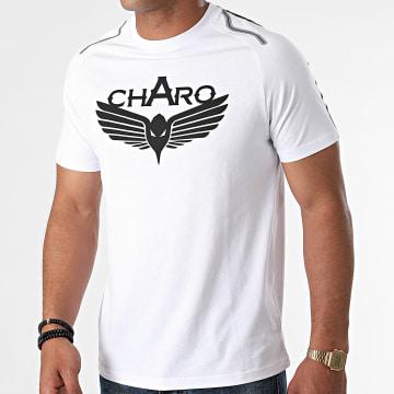 Charo - Tee Shirt Storm Blanc