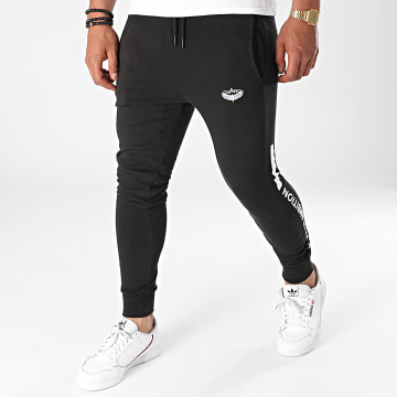 Charo - Pantalon Jogging Unlimited Noir