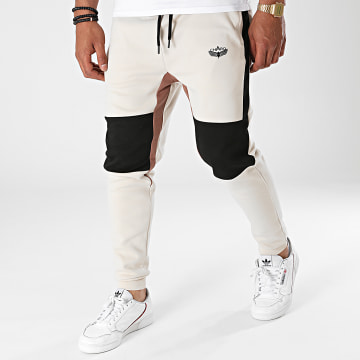 Charo - Pantalon Jogging Beamer Beige