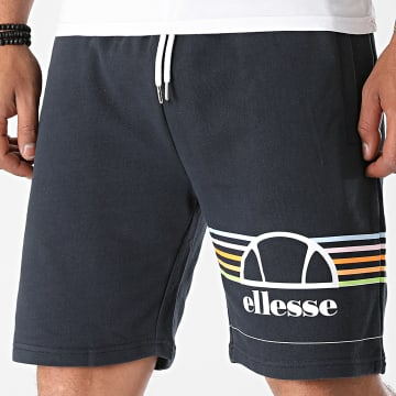 Ellesse - Short Jogging Aiutarmi SHJ11919 Bleu Marine