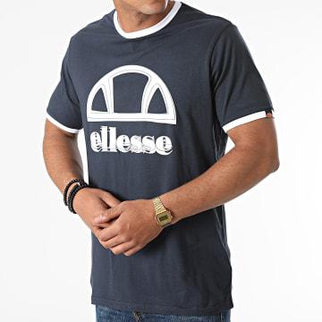 Ellesse - Tee Shirt Aggis SHJ11924 Bleu Marine