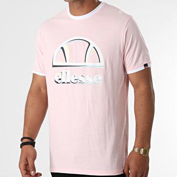 Ellesse - Tee Shirt Aggis SHJ11924 Rose