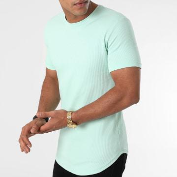 LBO - Tee Shirt Oversize 1846 Vert Pastel